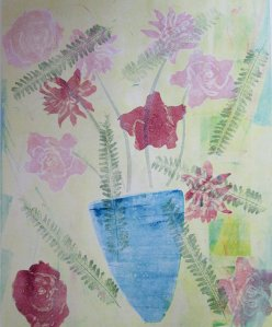 Paul's Vase lll monpprint